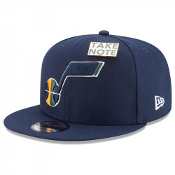 Utah Jazz NBA18 Draft 9FIFTY