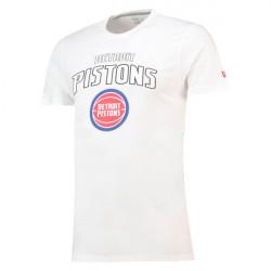 Tee NBA Team Logo Detroit...