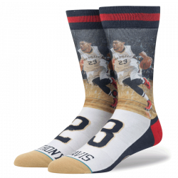 Calze Anthony Davis NBA...