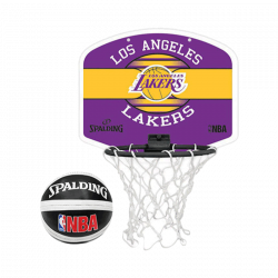 Canestrino Los Angeles Lakers