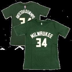 Tee Name Number Milwaukee...