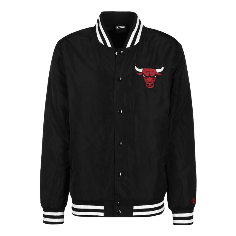 selezione migliore 1892b a352e Giacca Bomber Team Apparel Chicago Bulls | New Era | Basketmania