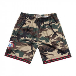 Short Swingman Camo...