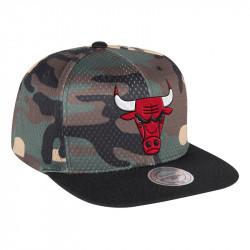 Snapback Chicago Bulls Cover