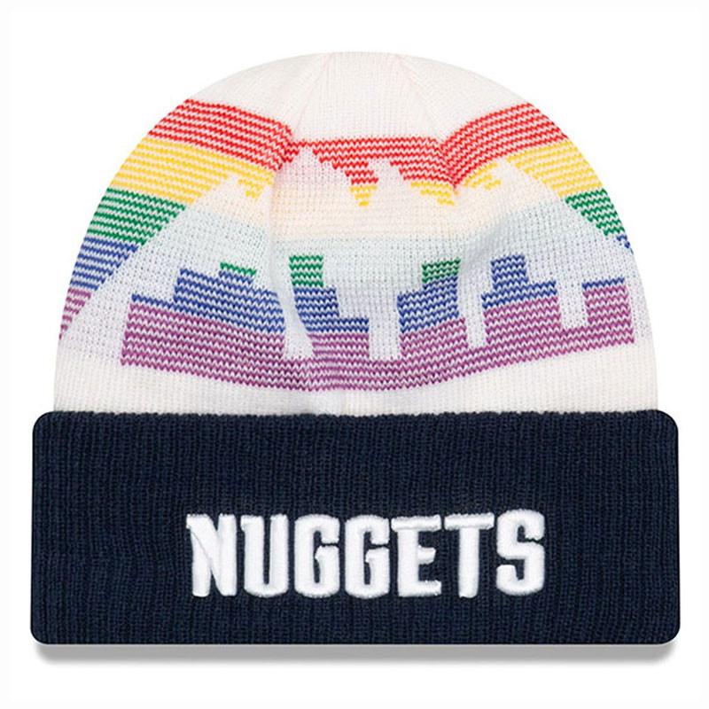 Denver Nuggets Beanie NBA City Series 2018