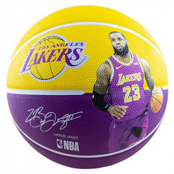Pallone NBA Lebron James n. 7