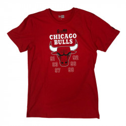 Tee Chicago Bulls Team Wordmark  bf4de5d730e