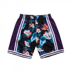 Short Swingman Floral Los...